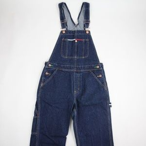 Vintage Tommy Jeans Women's Overall Bootcut Jumper